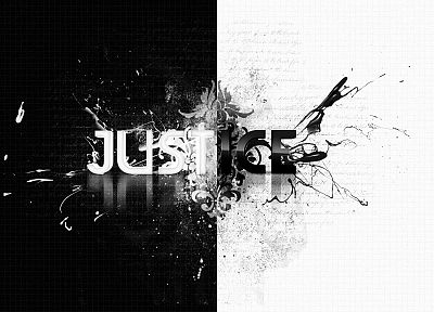 justice - random desktop wallpaper