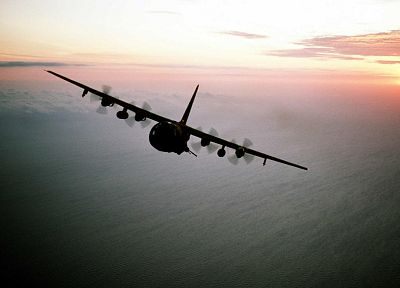 military, AC-130 Spooky/Spectre, planes - desktop wallpaper
