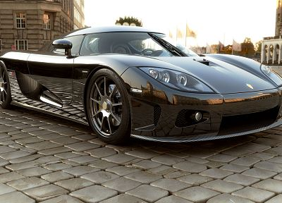 cars, vehicles, Koenigsegg CCX - random desktop wallpaper