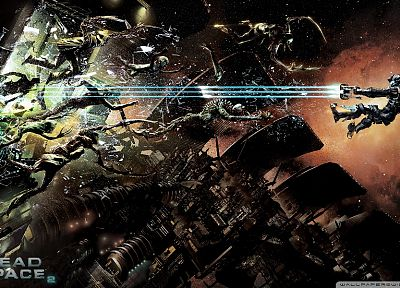 video games, Dead Space 2 - related desktop wallpaper