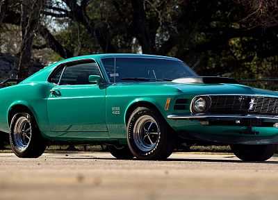 cars, muscle cars, boss, vehicles, Ford Mustang, classic cars - related desktop wallpaper