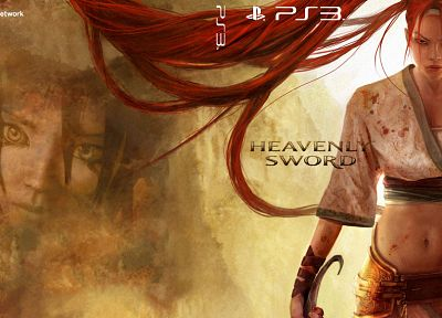Heavenly Sword - random desktop wallpaper