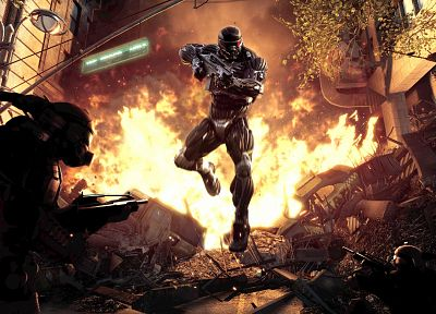 Crysis 2 - random desktop wallpaper