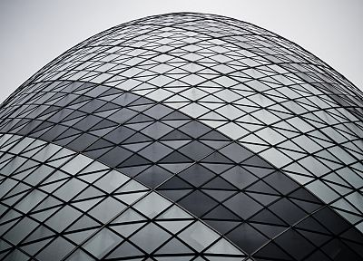 architecture, London, geometry, monochrome - related desktop wallpaper