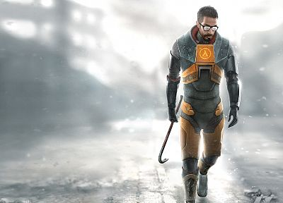 Gordon Freeman - random desktop wallpaper