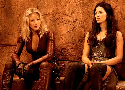women, Bridget Regan, Legend Of The Seeker, Tabrett Bethell - random desktop wallpaper