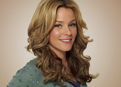 women, actress, Elizabeth Banks, smiling, faces - random desktop wallpaper