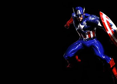 Captain America - random desktop wallpaper