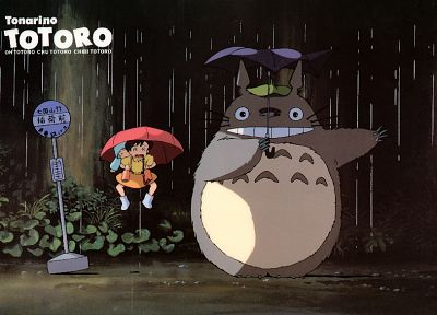 Totoro, My Neighbour Totoro - related desktop wallpaper
