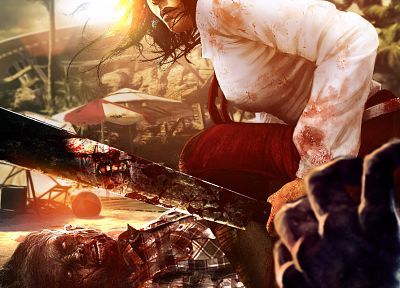 video games, Dead Island, artwork - random desktop wallpaper