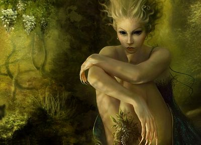 fantasy art, artwork, Benita Winckler - desktop wallpaper