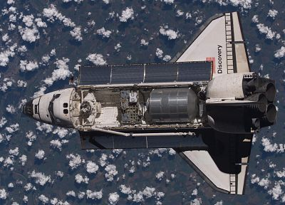 Space Shuttle - random desktop wallpaper