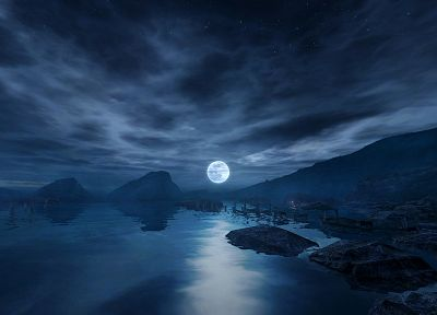 Dear Esther - random desktop wallpaper