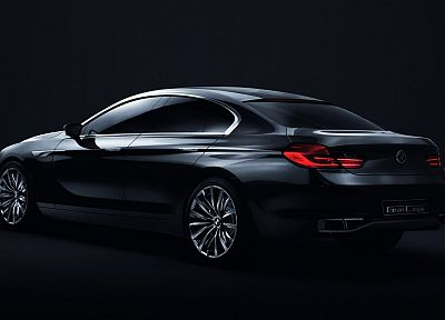 cars, BMW Gran Coupe - random desktop wallpaper