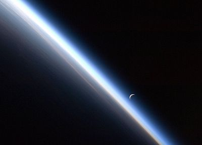 outer space, Moon, Earth - related desktop wallpaper