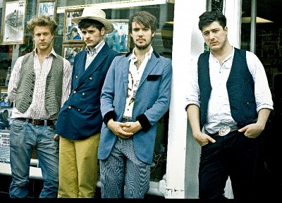 Mumford And Sons - random desktop wallpaper