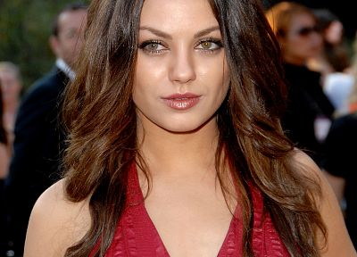 women, Mila Kunis, actress, celebrity - related desktop wallpaper
