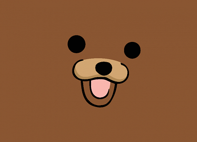 Pedobear, meme - desktop wallpaper