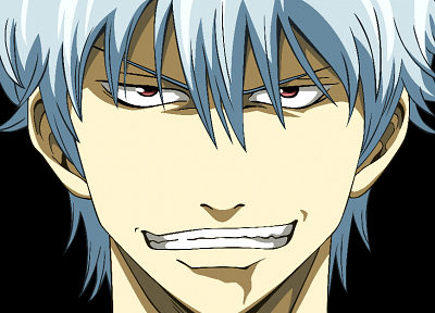 Gintama, transparent, anime vectors - related desktop wallpaper