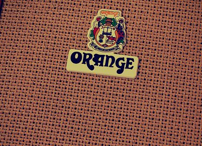 music, orange, crush, FILSRU, amplifiers - desktop wallpaper