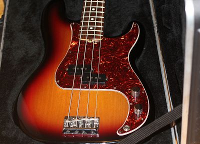 bass guitars, guitars, P-Bass - random desktop wallpaper