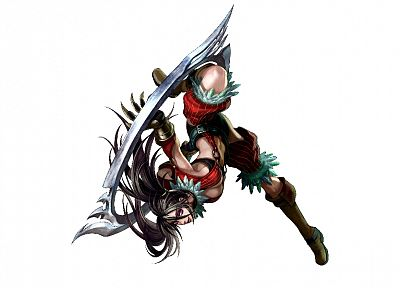 video games, Soul Calibur IV - desktop wallpaper