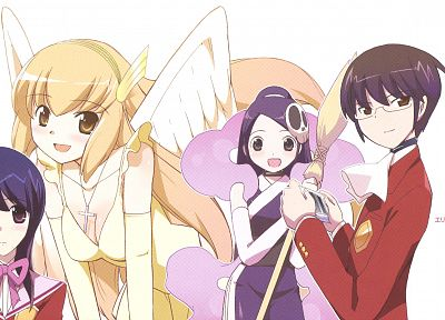 The World God Only Knows - desktop wallpaper