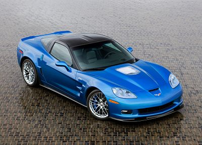 cars, vehicles, Chevrolet Corvette ZR1 - random desktop wallpaper