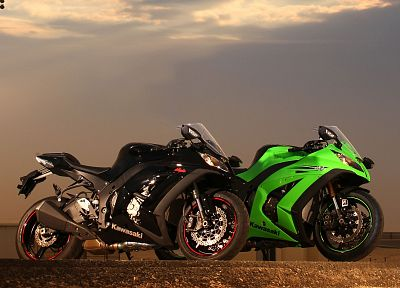 Kawasaki, vehicles, Kawasaki Z1000SX 2011, motorbikes, motorcycles - random desktop wallpaper