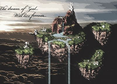 video games, Chrono Trigger - related desktop wallpaper