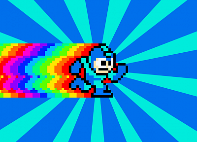 Mega Man - desktop wallpaper
