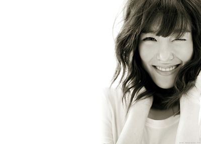 women, Girls Generation SNSD, wink, Tiffany Hwang - random desktop wallpaper