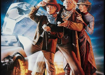 Back to the Future, Doc Brown, Michael J. Fox, Marty McFly - related desktop wallpaper