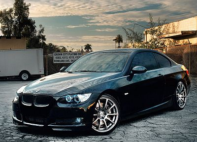 BMW, black, cars, vehicles, supercars, tuning, wheels, racing, sports cars, luxury sport cars, speed, automobiles - random desktop wallpaper