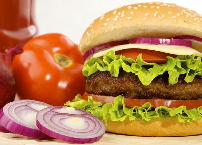 food, fast food, hamburgers - random desktop wallpaper