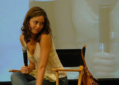 actress, Summer Glau - random desktop wallpaper