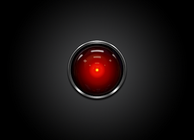 movies, 2001: A Space Odyssey, HAL9000 - random desktop wallpaper