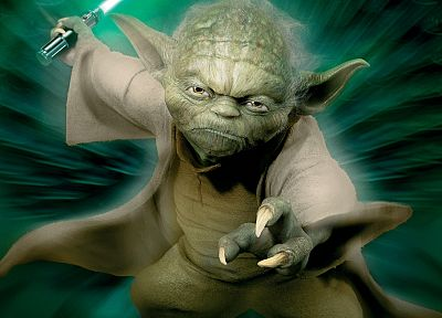 Star Wars, Yoda - random desktop wallpaper
