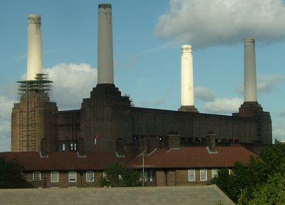 architecture, buildings, power plants, industrial plants, Battersea - related desktop wallpaper