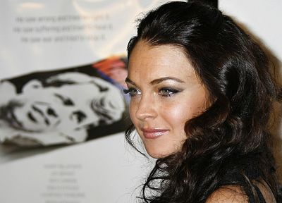 women, Lindsay Lohan - related desktop wallpaper