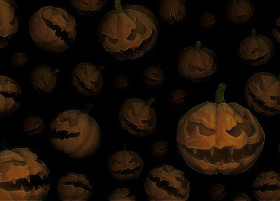 pumpkins - random desktop wallpaper