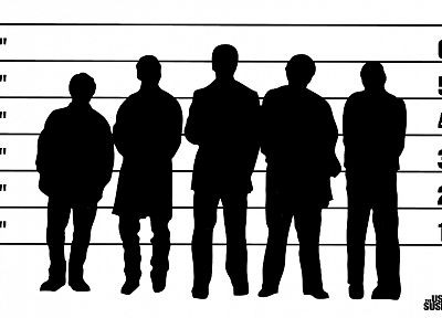 movies, The Usual Suspects - random desktop wallpaper