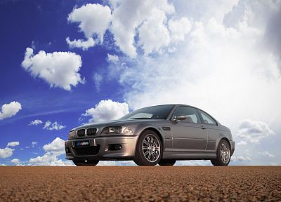 cars, BMW M3, low-angle shot - random desktop wallpaper