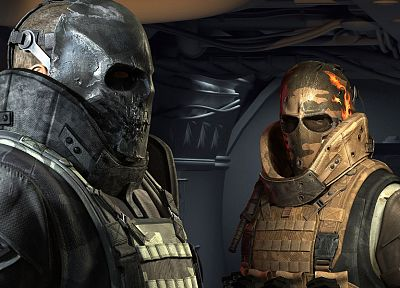 Army of Two - random desktop wallpaper