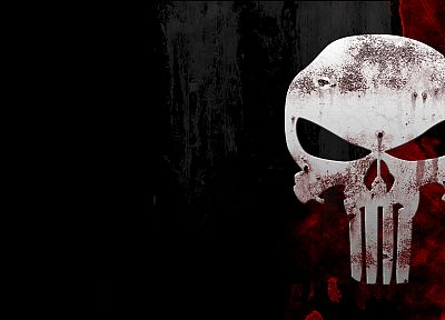 Marvel Comics, Punisher - random desktop wallpaper