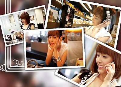 women, Girls Generation SNSD, celebrity, Jessica Jung - random desktop wallpaper