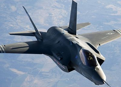 aircraft, military, Joint Strike Fighter - desktop wallpaper