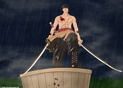 One Piece (anime), Roronoa Zoro - random desktop wallpaper