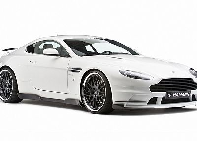 cars, Aston Martin, vehicles, Hamann Motorsport GmbH, Aston Martin V8 Vantage - random desktop wallpaper