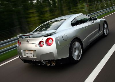 cars, Nissan, vehicles, sports cars, Nissan GT-R - related desktop wallpaper